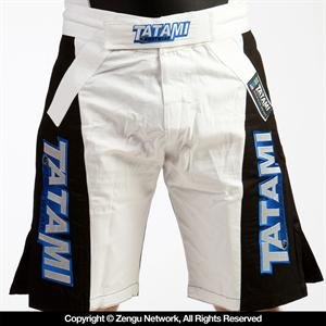 Tatami No-Gi Belt Rank Shorts